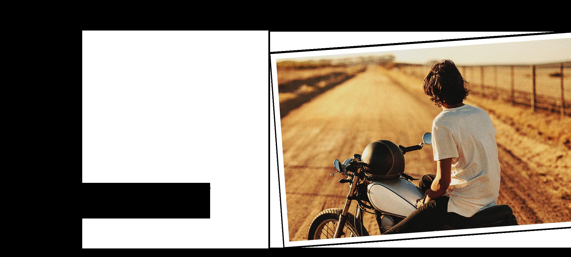バイクをお探しの方へ